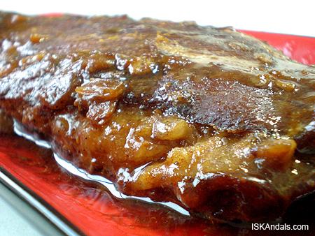 Lasang Pinoy 23 Braised Pork Spareribs Iskandals Com