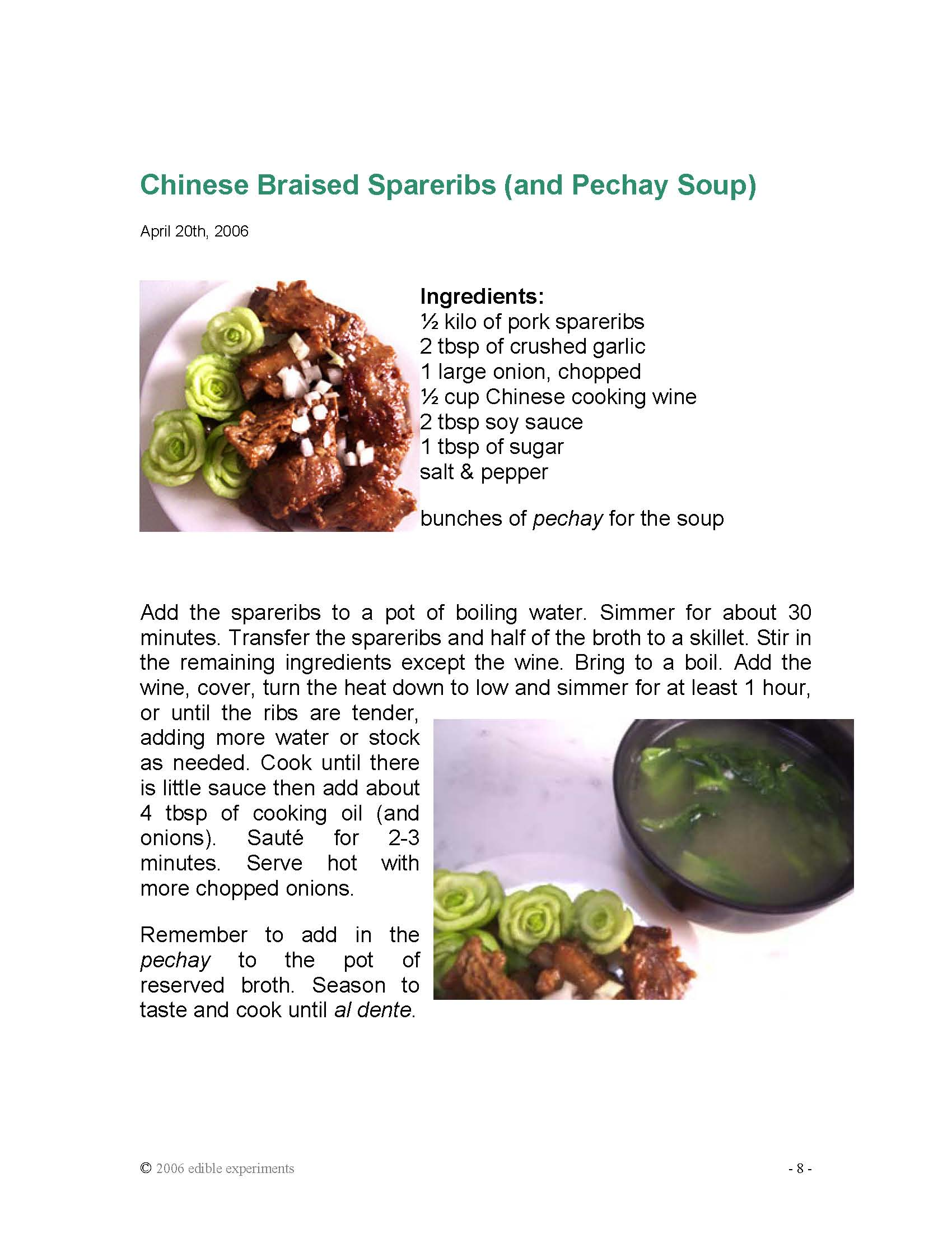 Recipe ebooks iskandals chinese braised spareribs forumfinder Choice Image