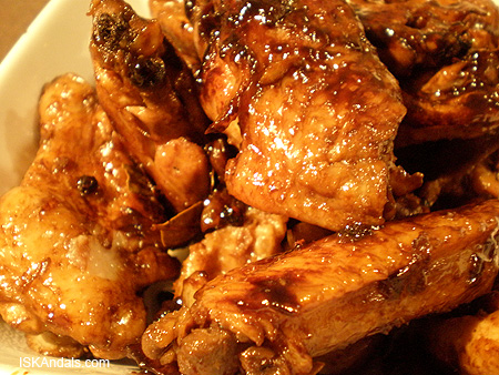 Chicken Adobo | ISKAndals.com
