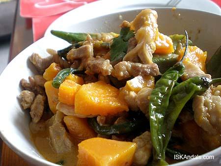 Ginataang Gulay