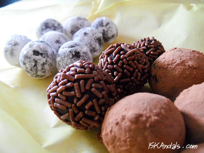 ISKAndals-truffles