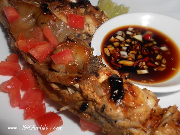 Grilled Panga