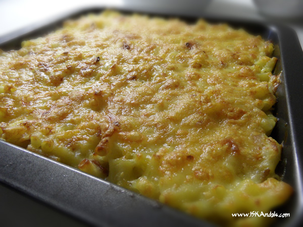 Easiest Baked Mac And Cheese Recipe — Dishmaps