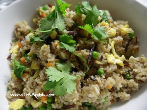 Tuyo Fried Rice